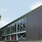 七井小学校屋内運動場改築工事のサムネイル